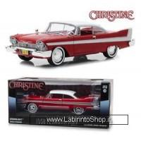 Greenlight - 1/24 - Christine Movie 1958 Plymouth Fury Diecast
