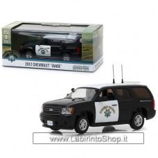 Greenlight - 1/43 - Chevrolet Tahoe California Highway Patrol