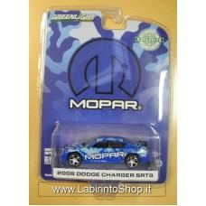 Greenlight - 1/64 - Mopar - Hobby Exclusive - 2008 Dodoge Charger SRT8