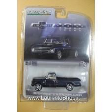 Greenlight - 1/64 - 100 Trucks Year - 1967 Chevrolet C-10 Centennial Edition