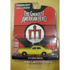 Greenlight - 1/64 - Hollywood Series - The Greatest American Hero - 1978 Dodge Monaco