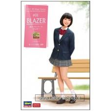 Hasegawa 52180 JK Mate Series #01 Blazer 1/12 Resin Kit