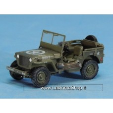 Cararama 1/72 1/4 Ton Military Vehicle