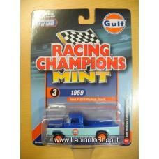 Racing Champions Mint Gulf 1959 Gulf F-250 Pickup Truck