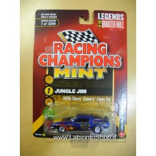 Racing Champions Mint 1970 Chevy Camaro Funny Car