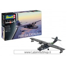 Revell - 03902 - PBY-5a Catalina Model Kit 1:72