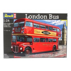 Revell - 07651 - London Bus Model Kit 1:24