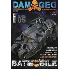 Damaged Models Magazine Issue 05