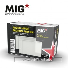 Mig Production - Added Heigh Section Add On 1/72