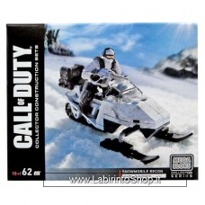 Mega Bloks - Call of Duty -  Snowmobile Recon