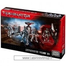 Mega Bloks - Terminator Genisys - T-800 Pack