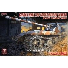 Modelcollect German WWII E-100 Panzer Weapon Carrier Model Kit