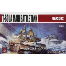 Modelcollect UA72062 German WWII T-80UA Main Battle Tank Modelcollect  - 1:72 Model Kit 1/72
