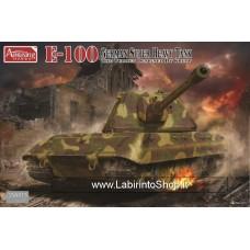 Amusing Hobby German Super Heavy Tank E-100 Krupp Design 1/35