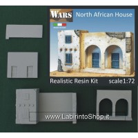 Casa Nord africana - North African House 1/72