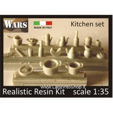 Set cucina - Kitchen Set 1/35