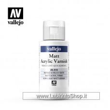 Vallejo 26.518 Matt Acrylic Varnish 60 ml