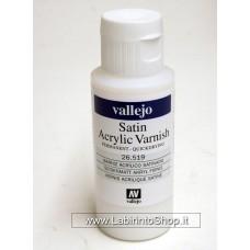 Vallejo 26.518 Satin Acrylic Varnish