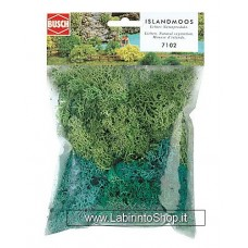 Busch 7102 - Islandmoos Green