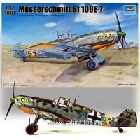 Trumpeter 1/32 Messerschmitt Bf 109e-7