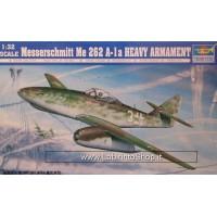 Trumpeter 1/32 Messerschmitt ME 262 A-1 Heavy Armament