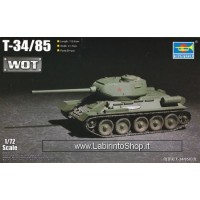 Trumpeter 1/72 Russian T-34/85
