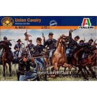 Italeri - 6013 - American Civil War Union Cavalry 1/72