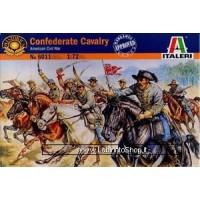 Italeri - 6011 - American Civil War Confederate Cavalry 1/72