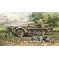 Italeri – WWII 6561 Sd.kfz. 10 Demag D7 1/35