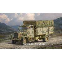 Italeri – WWII 6558 Mercedes-Benz l3000 S