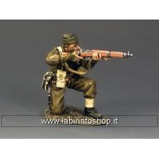DD194 Kneeling Firing Rifle