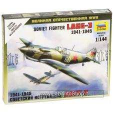 Zvezda Soviet Fighter 1941-1945 - 1/144 Nap Fit