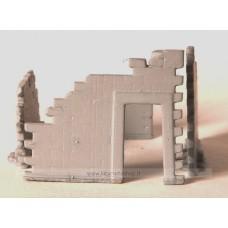 Labirinto - Casa Piccola Diroccata in 4 pezzi -  Scala 1/144