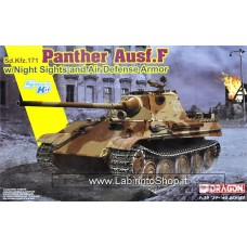 Dragon 6917 Sd. Kfz. 171 Panther Ausf. F With Night Sights and Air Defense Armor