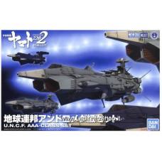 U.N.C.F. A-Class Set (Plastic model)