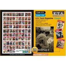 ETA Diorama - 419 - WWII - 1/35 - U.S. Yank Magazine