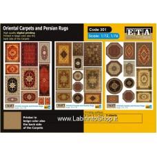 ETA Diorama - 301 - 1/72 - Oriental Carpets And Persian Rugs