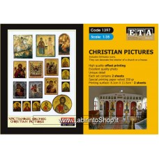 ETA Diorama - 1397 - 1/72 - Christian Picture