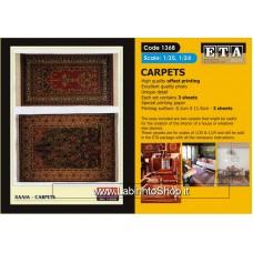 ETA Diorama - 1368 - 1/72 - Carpets