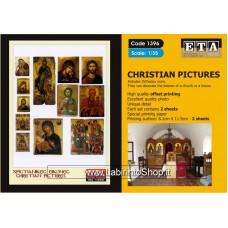ETA Diorama - 1396 - 1/72 - Christian Picture