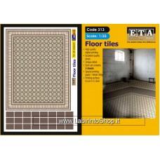 ETA Diorama - 313 - For All Season - 1/35 - Floor Tiles