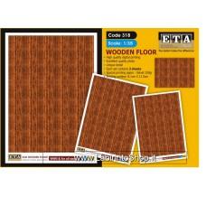 ETA Diorama - 318 - For All Season - 1/35 - Old Wooden Floor