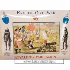A Call to Arms - 1/32 - Serie 1 - English Civil War - Royalist V Parliament