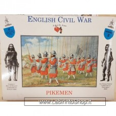 A Call to Arms - 1/32 - Serie 2 - English Civil War - Pikemen