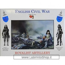 A Call to Arms - 1/32 - Serie 14 - English Civil War - Royalist Artillery
