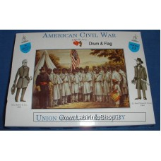A Call to Arms - 1/32 - Serie 11 - American Civil War - Union Colored Infantry