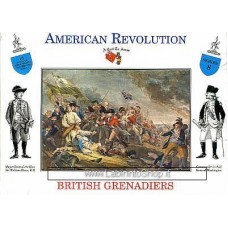 A Call to Arms - 1/32 - Serie 8 - American Revolution - British Grenadiers