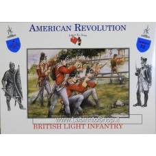 A Call to Arms - 1/32 - Serie 32 - American Revolution - English Light Infantry