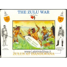 A Call to Arms - 1/32 - Serie 4 - The Zulu War - Zulus At Isandlwana