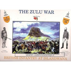 A Call to Arms - 1/32 - Serie 15 - The Zulu War - British Infantry At Islandwana